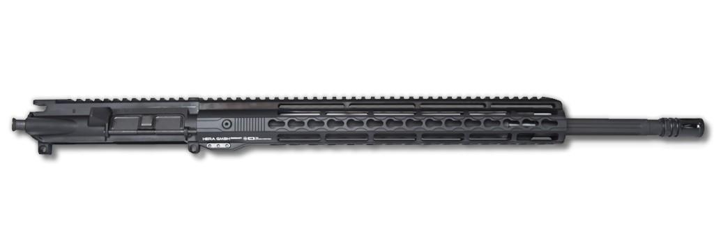blemished ar 15 upper assembly 20 223 5 56 straight flute 15 hera arms rail keymod ar 15 handguard rail