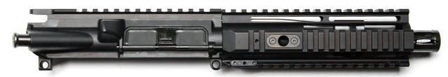 blemished ar 15 upper assembly 7 5 5 56 x 45 7 hera quad ar 15 handguard rail 2