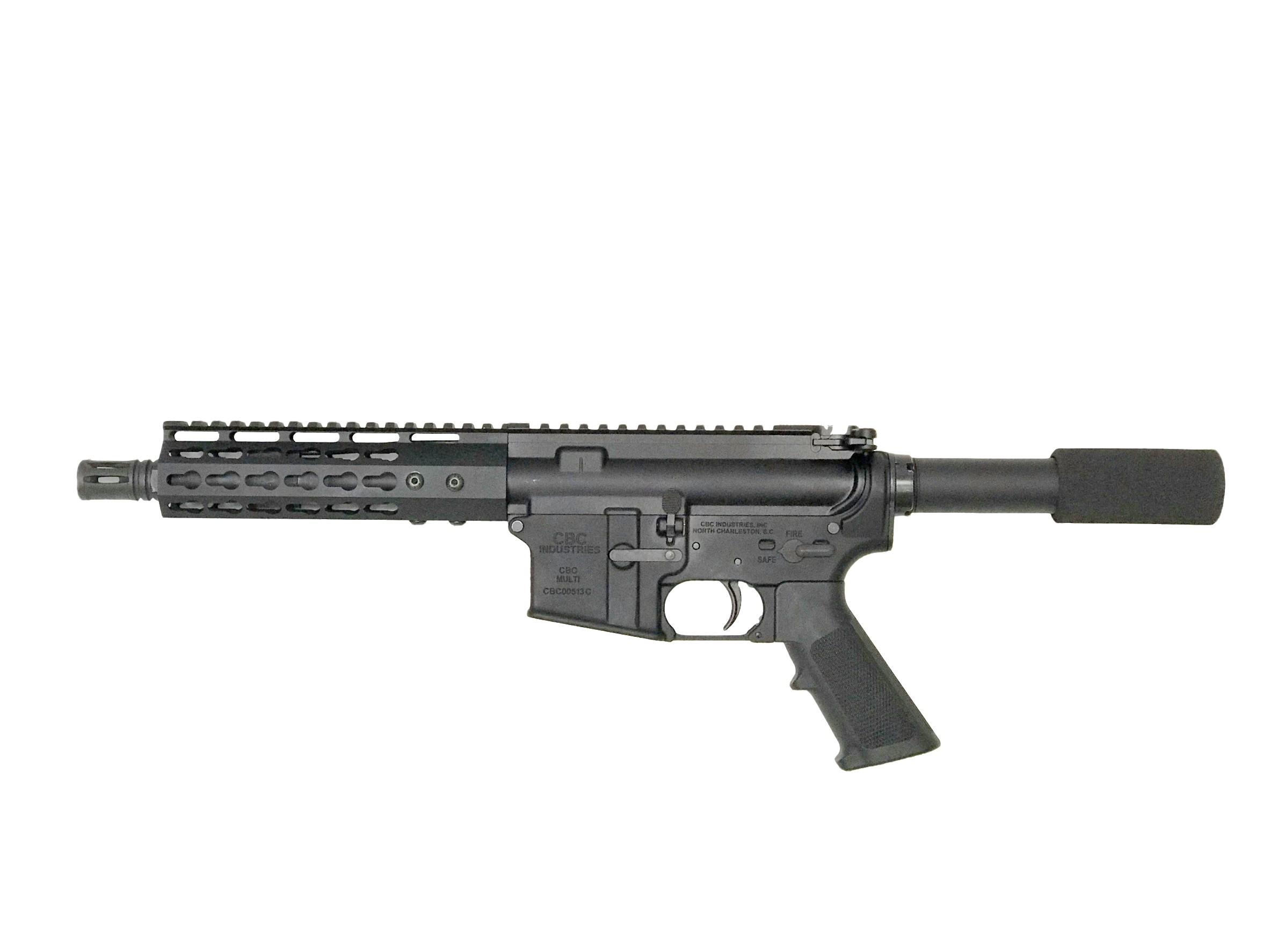 cbc ar 15 pistol