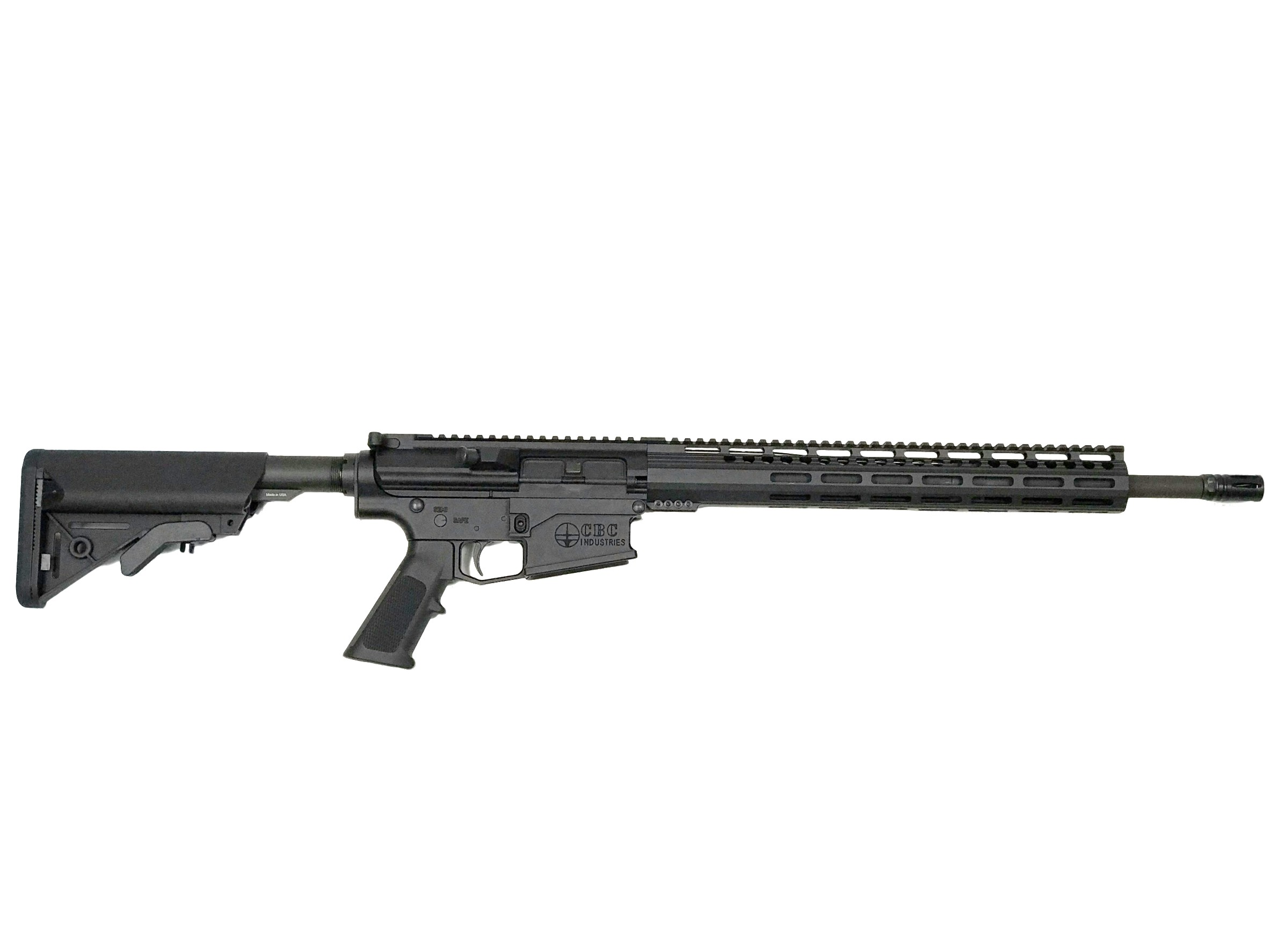 cbc ar 308 complete rifle 16 with 15 cbc arms m lock hand guard