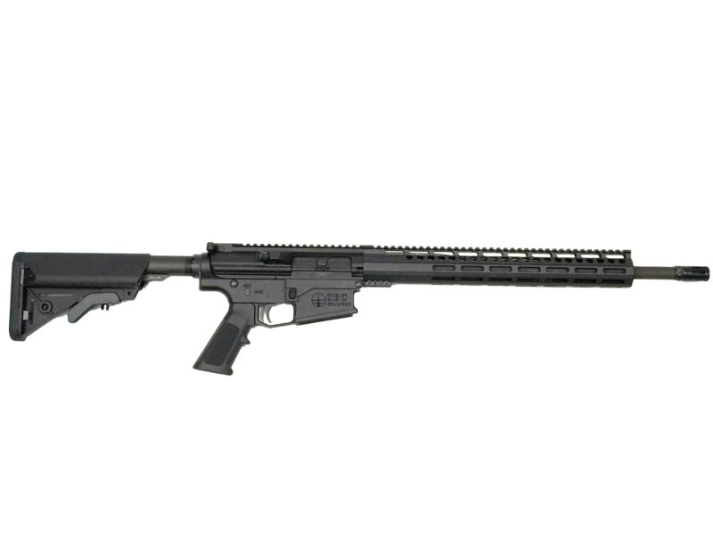 cbc ar 308 complete rifle 20 with 15 cbc arms m lock hand guard