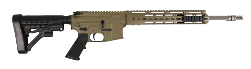 cbc industries limited edition flat dark earth rifle