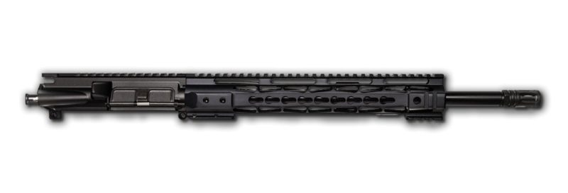 complete ar 15 upper assembly 16 7 62 x 39 bcg chh included 12 cbc keymod ar 15 handguard rail