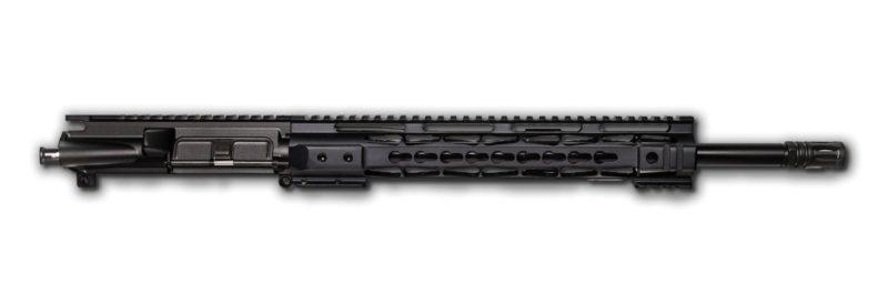 complete ar 15 upper assembly 16 7 62 x 39 bcg chh included 12 cbc keymod ar 15 handguard rail