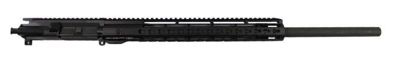 copy of ar 15 overstock upper assembly 24 223 5 56 1 8 15 hera arms keymod ar 15 handguard rail