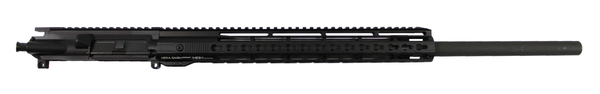 copy of ar 15 overstock upper assembly 24 223 5 56 1 8 15 hera arms keymod ar 15 handguard rail