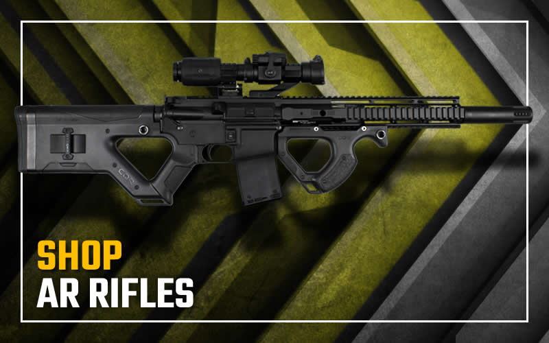 Shop CBC Industries AR-15 Complete Rifles