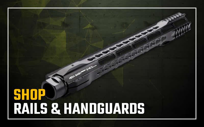 Shop CBC Industries AR15 rails and AR15 handguards