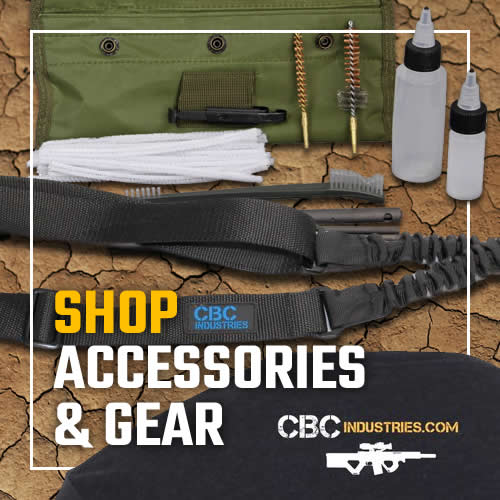 Shop CBC Industries AR15 gear and AR15 accessories