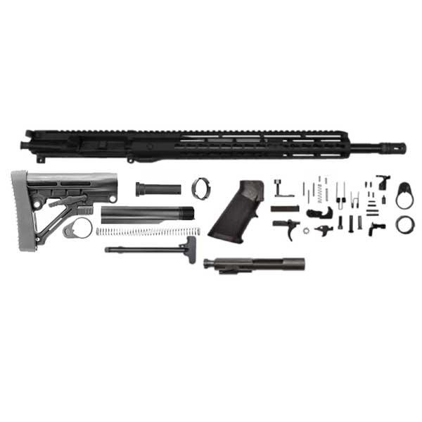 AR-15 Grendel Rifle Kit - 18