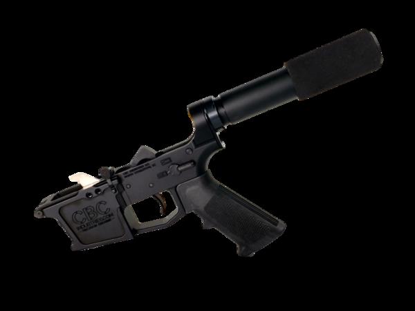 AR-9 Lower - CBC Industries 9MM Pistol Lower / Grip
