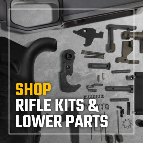 Shop CBC Industries Rifle Kits and AR15 Lower Parts