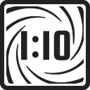 Icon - 1:10 Twist Rate