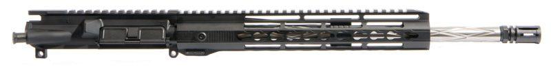ar-15-upper-assembly-16-223-5-56-18-stainless-steel-diamond-fluted-12-cbc-industries-keymod-ar-15-handguard-rail