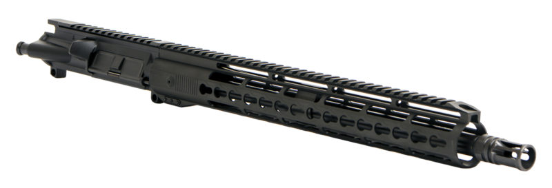 "AR-15 16"" AR Upper Assembly 7.62 with 15"" HERA Keymod"