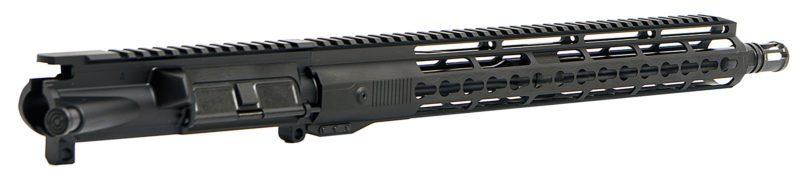 "AR-15 16"" AR Upper Assembly 7.62 with 15"" HERA Keymod"