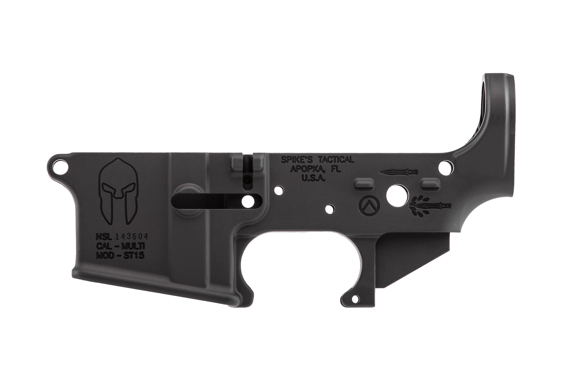 ar15-spikes-tactical-stripped-lower-receiver-spartan-logo-anodized-black-900222-3