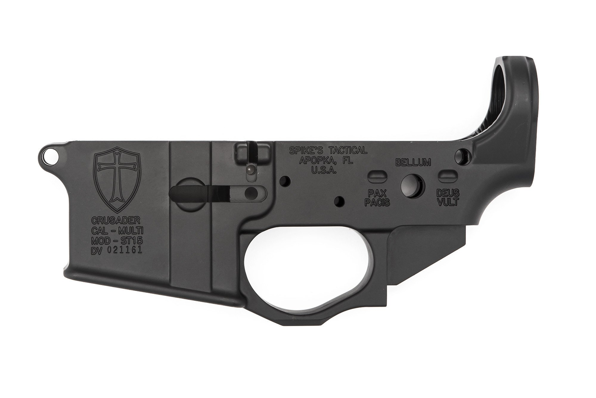 ar15-spikes-tactical-stripped-lower-receiver-spartan-logo-anodized-black-900222