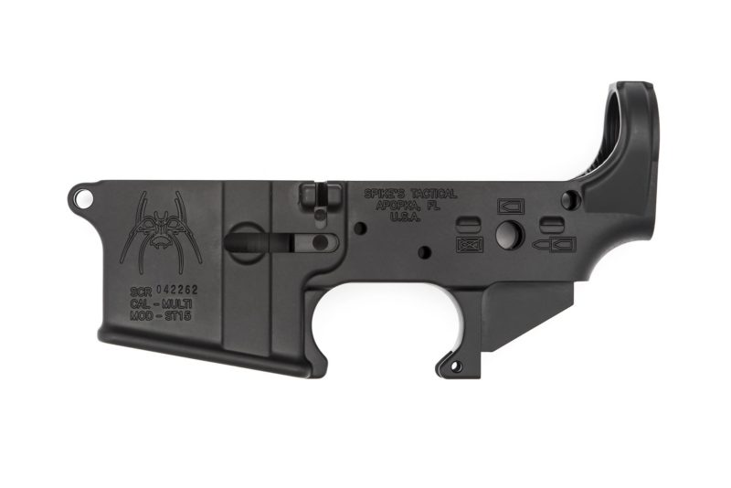 ar15-spikes-tactical-stripped-lower-receiver-spider-logo-anodized-black-900220