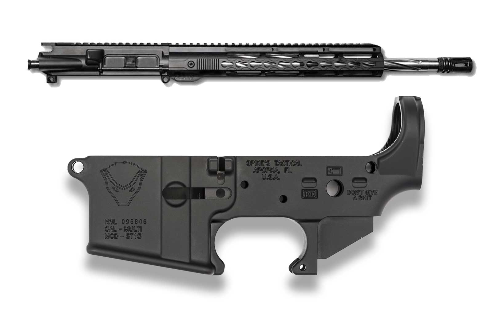 ar15-upper-assembly-with-spikes-tactical-lower-16-223-wylde-spiral-flute-honey-badger-160377