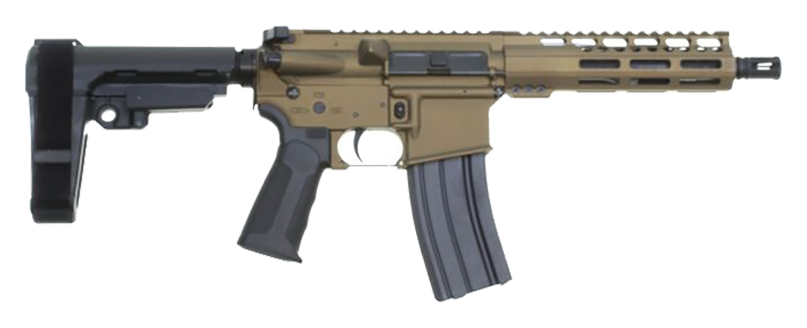 cbc-ps2-forged-aluminum-ar-pistol-burnt-bronze-5-56-nato-7-5-barrel-7-m-lok-rail-sb3-brace
