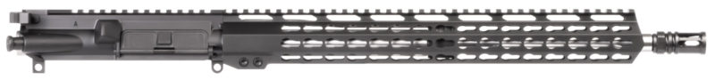 ar15-complete-upper-assembly-16-inches-straight-fluted-keymod-rail-160005