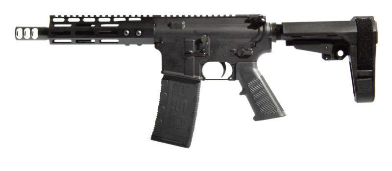 "AR-15 7.5"" Complete Pistol with Aero Precision Lower & M-LOK Rail"