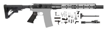 "AR-15 Rifle Kit 14.5"" Pinned & Welded"