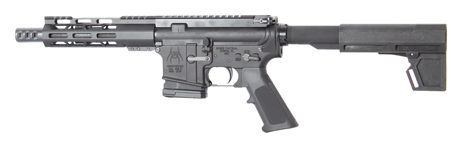 ar15-complete-pistol-7-5-inches-223-wylde-m-lok-rail-spikes-tactical-lower-200212