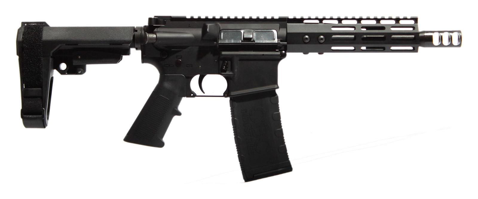 Ar15 Complete Pistol 7 5 Inches 223 Wylde M Lok Rail Aero Precision Lower 200218 Cbc Precision Ar S