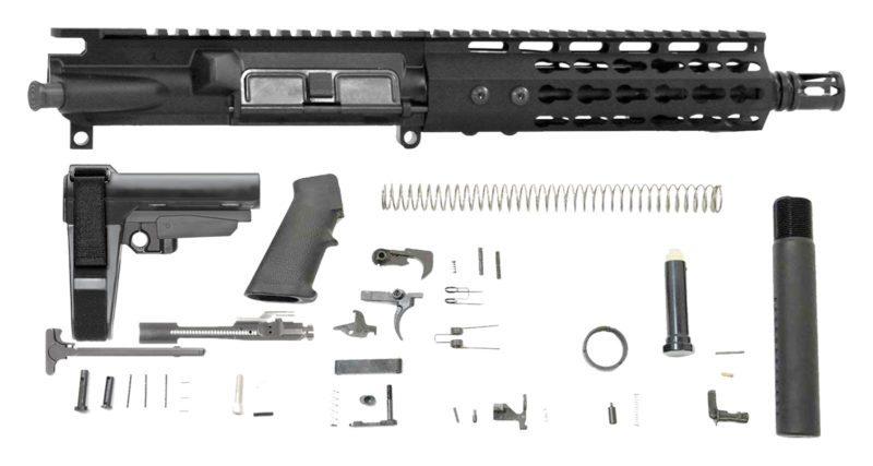 ar15-pistol-kit-7-5-inch-7-62x39-keymod-sba3-205511