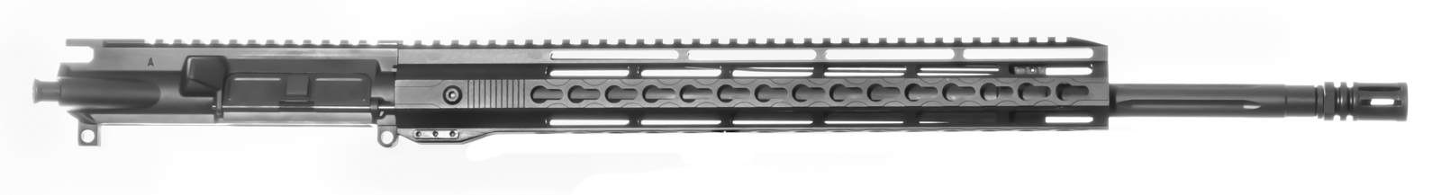 AR15 Upper Assembly - 20 Inch /  223 WYLDE / 1:8 / Straight Flute / 160563