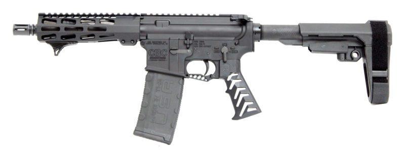 cbc-ps2-forged-aluminum-ar-pistol-alien-black-223-wylde-7-5″-barrel-m-lok-rail-sba3-brace-2