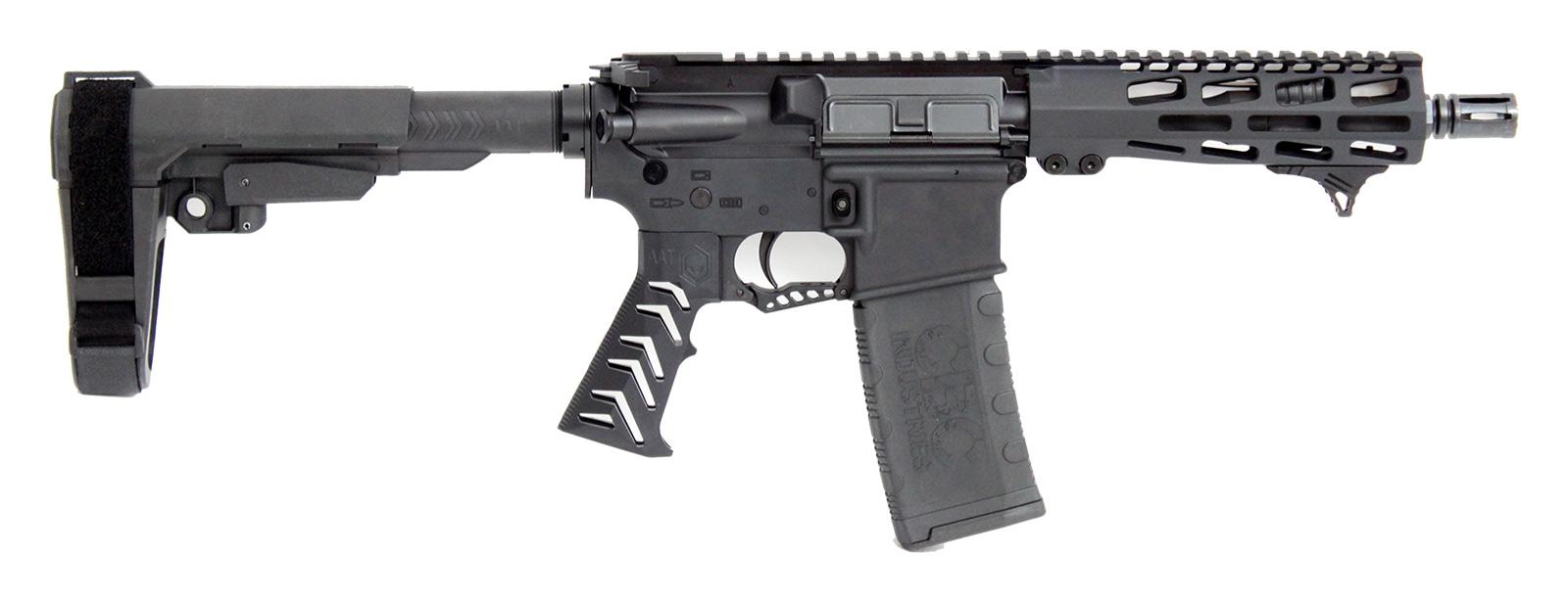 cbc-ps2-forged-aluminum-ar-pistol-alien-black-223-wylde-7-5″-barrel-m-lok-rail-sba3-brace
