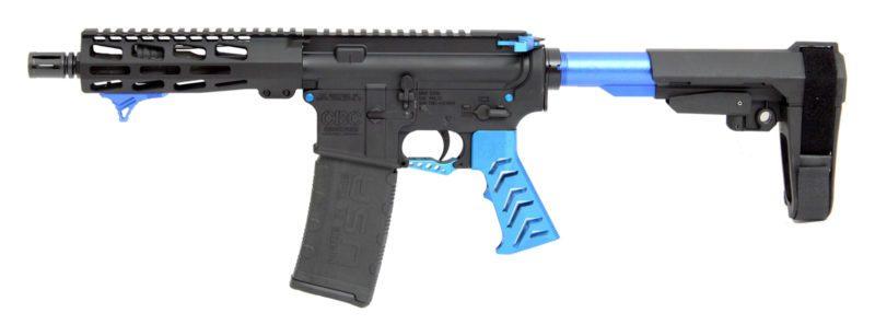 cbc-ps2-forged-aluminum-ar-pistol-alien-blue-223-wylde-7-5″-barrel-m-lok-rail-sba3-brace