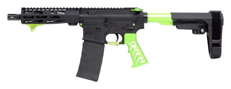 cbc-ps2-forged-aluminum-ar-pistol-alien-green-223-wylde-7-5″-barrel-m-lok-rail-sba3-brace-2