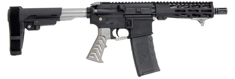 cbc-ps2-forged-aluminum-ar-pistol-alien-grey-223-wylde-7-5″-barrel-m-lok-rail-sba3-brace
