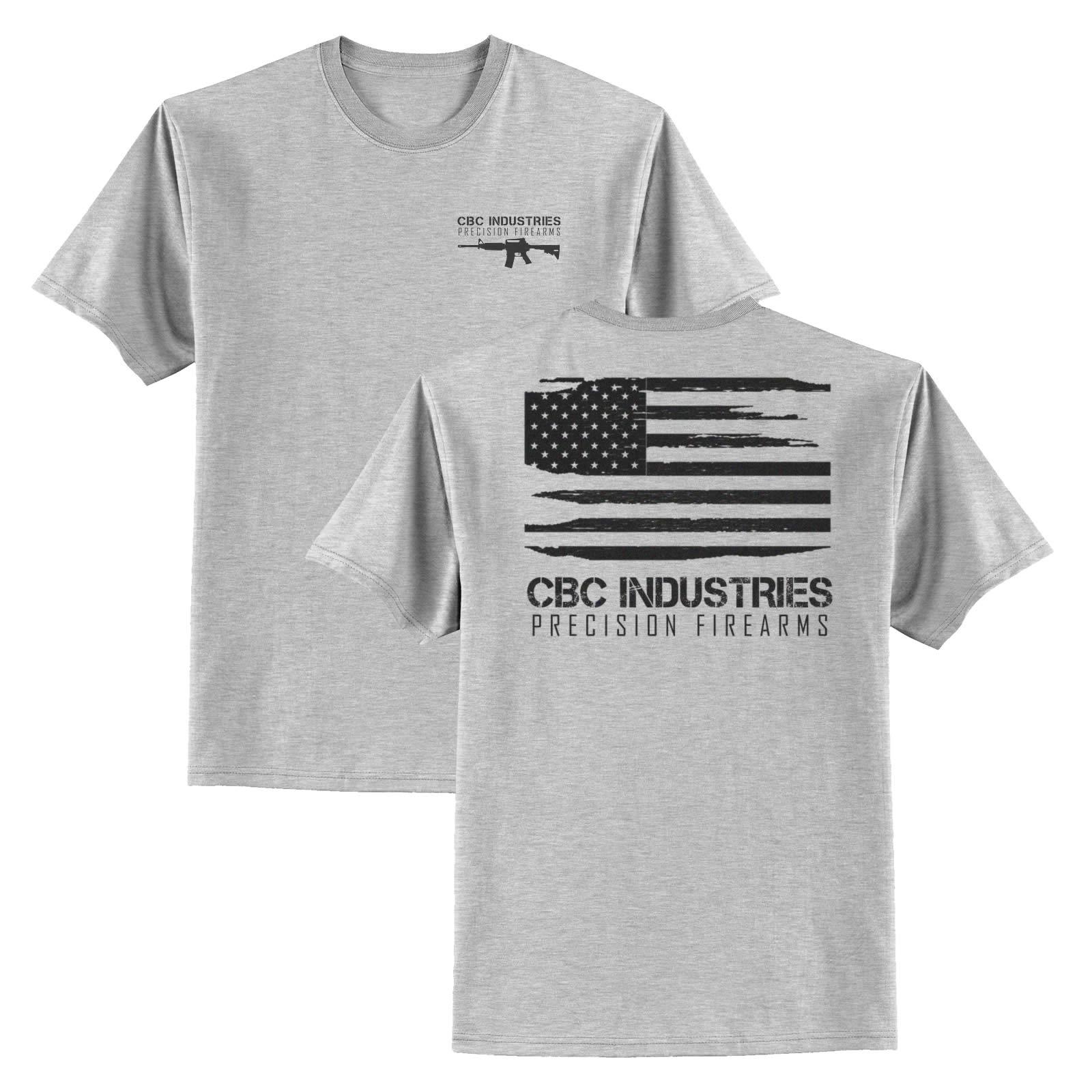 cbc-industries-t-shirt-american-flag-grey