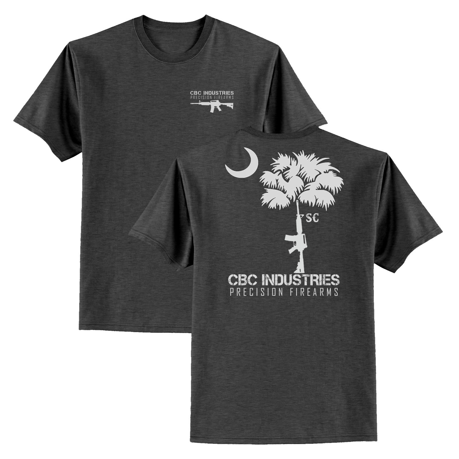 cbc-industries-t-shirt-palmetto-tree-black