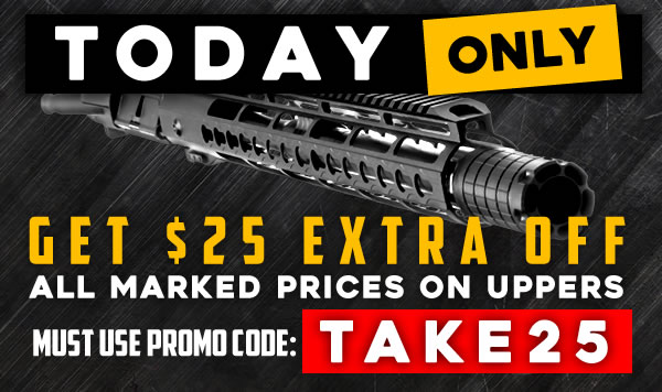 AR-15 Rifle Kit Discount Deal