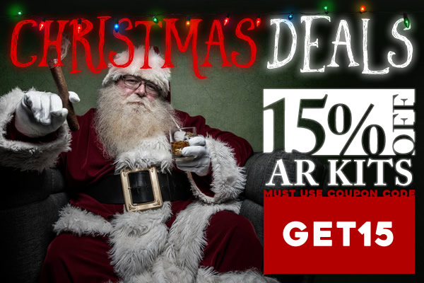 AR-15 & AR Kits Christmas Gift Deals